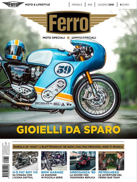FERRO Magazine #34