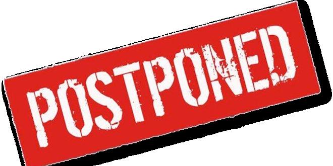Postponed Gala