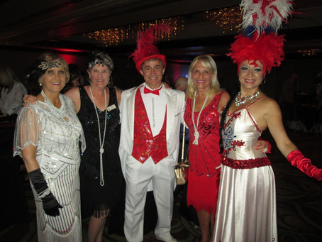Annual Speakeasy Gala a Roaring Success