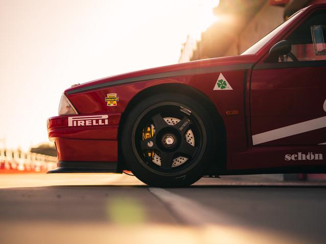 Alfa Romeo 75 TURBO Evoluzione IMSA
