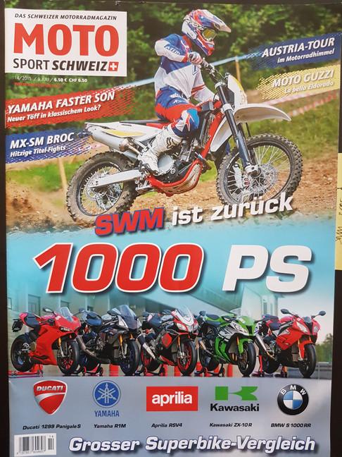 MOTO Sport Schweiz (CH) #14
