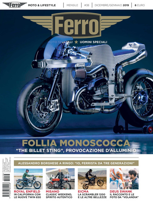 FERRO Magazine #38
