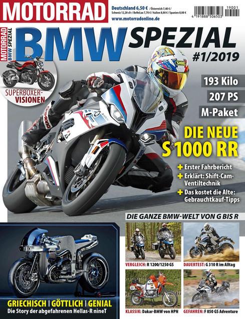BMW Spezial #1/2019
