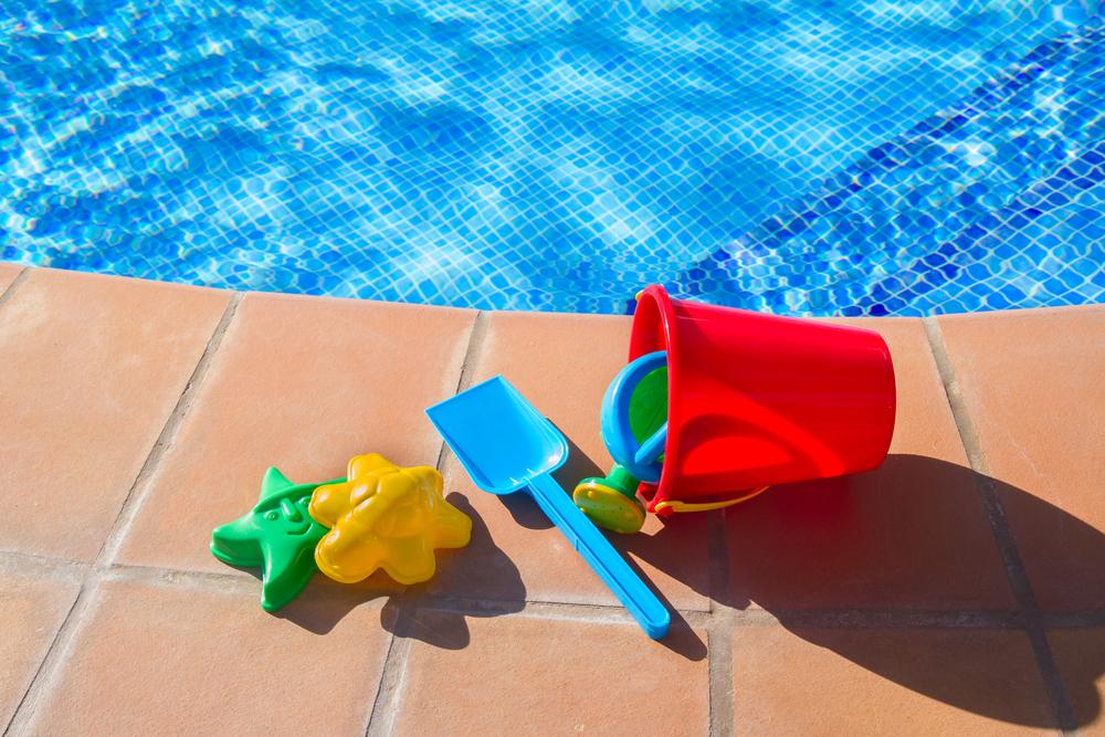 Jeux plein air - piscine