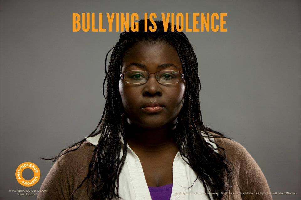 Bullying is Violence