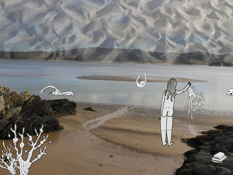 Borth-Y-Gest: walking, the in-between & now (Part 2)