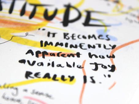 awakening joy: gratitude