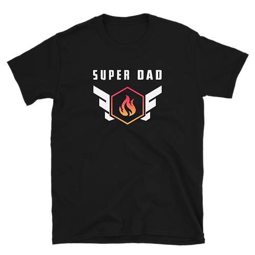 Firestorm Super Dad Tee Shirt