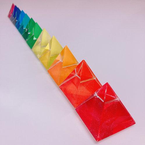 カラーピラミッド12色セット