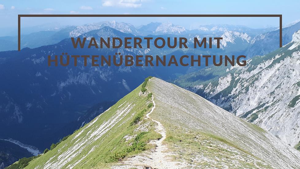 Wandertour mit Hüttenübernachtung | Hochschwab | Österreich | Steiermark | Hochsteiermark | meetthismoment.at