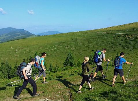 Weitwandern und pilgern nach Mariazell - geführte Wanderung