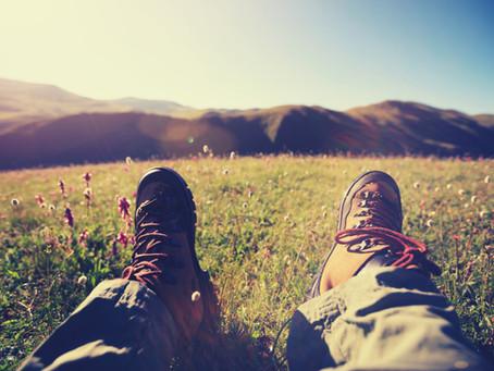 Blasenfrei Wandern: Diese 6 Tipps helfen