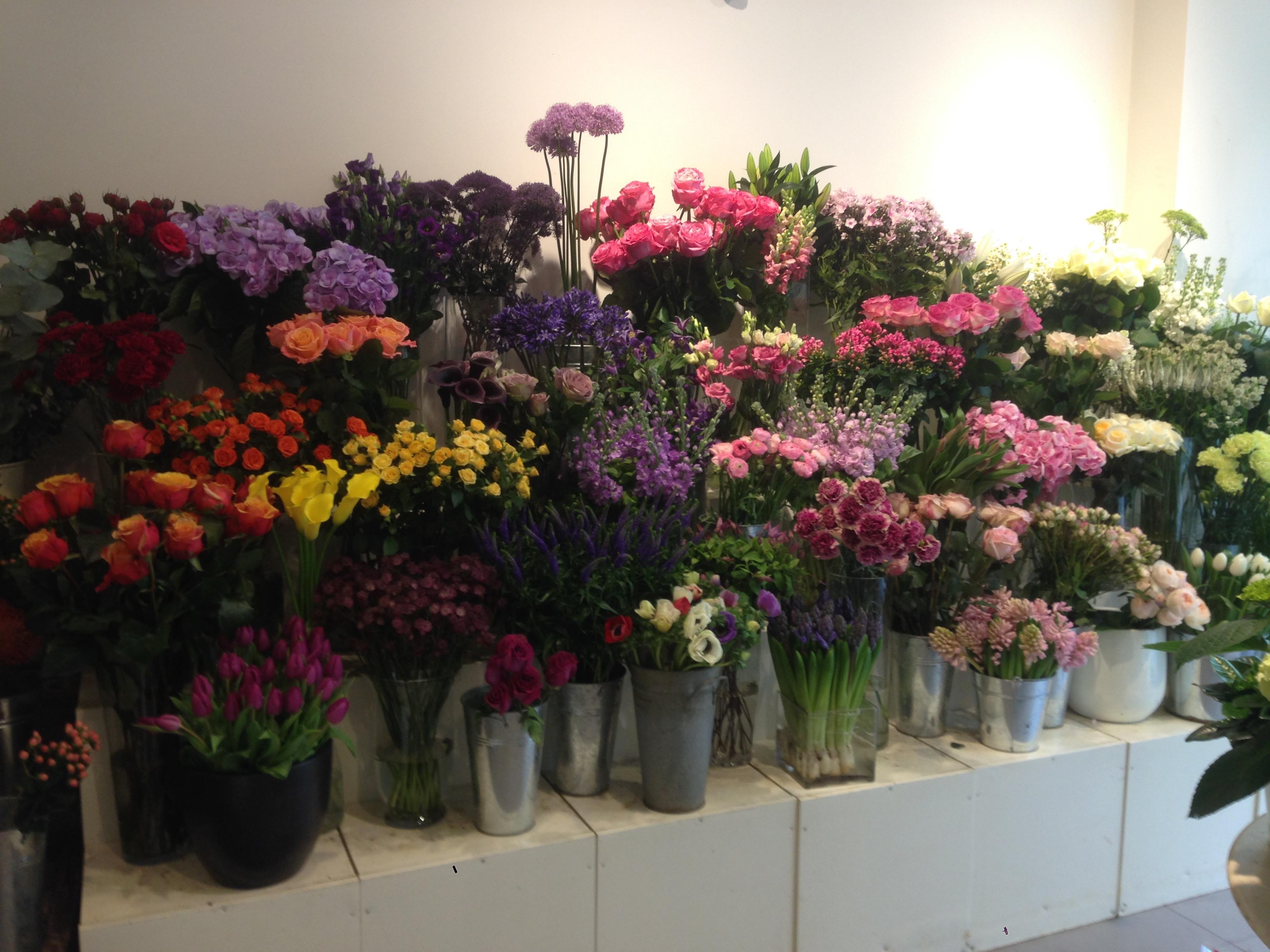 London Floral Shop