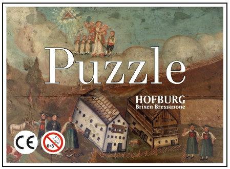 Puzzle Votivbild