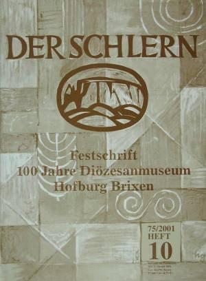 100 Jahre Diözesanmuseum Hofburg Brixen