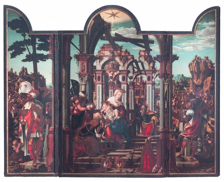 Dreikönigsaltar