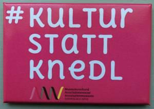 Kultur statt Knedl (Museumsverband Südtirol)