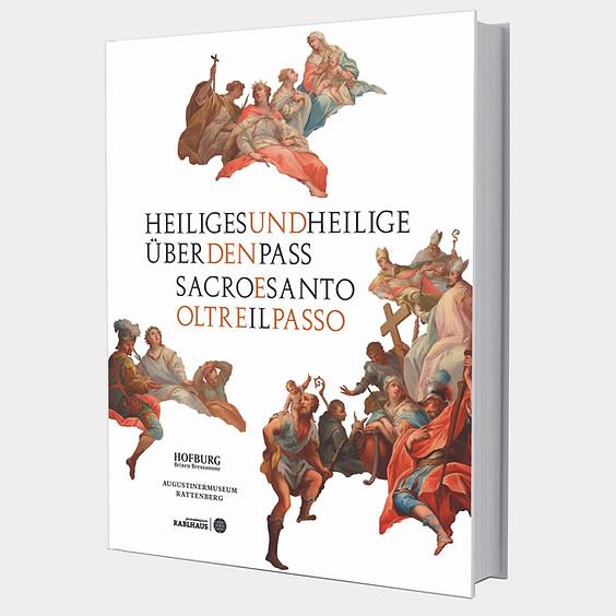 """Buchpräsentation """"Heiliges und Heilige über den Pass"""""""