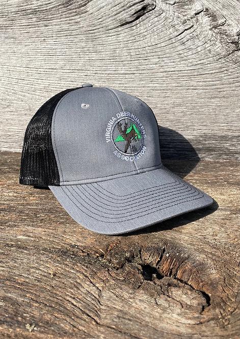 NEW! VDHA Gray/ Black Hat