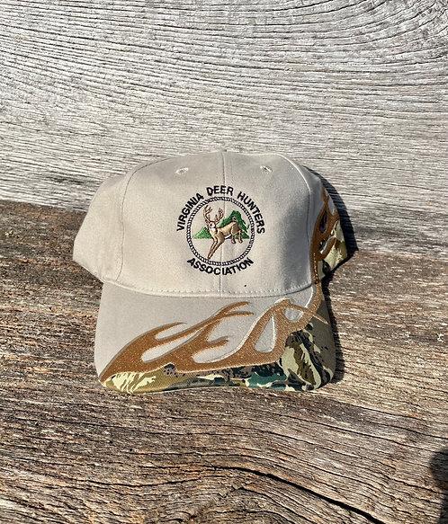 Tan / Camo VDHA Hat