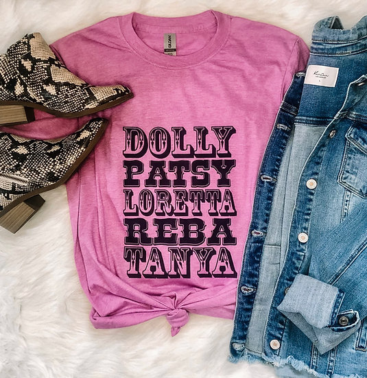 Country Queens Tee