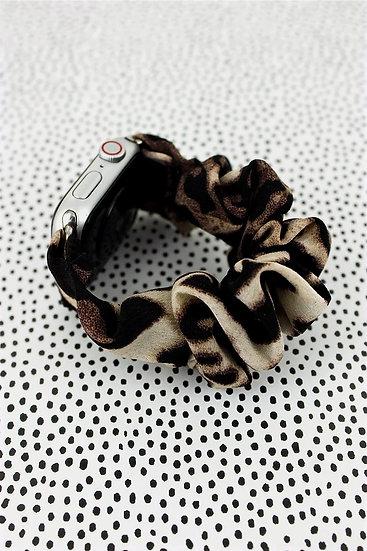 Leopard Print Apple Watch Band