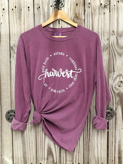 Harvest Long Sleeve