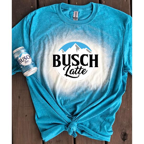 Busch Latte Bleached Tee