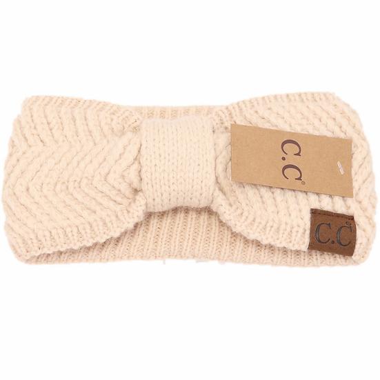 C.C. Beige Headwrap