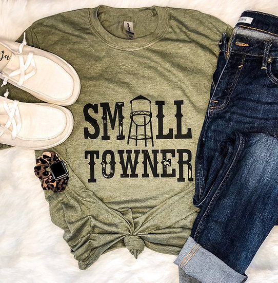 Small Towner Tee