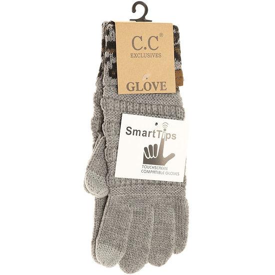 C.C. Gray Smart Tips Gloves