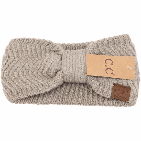 C.C. Warm Gray Headwrap