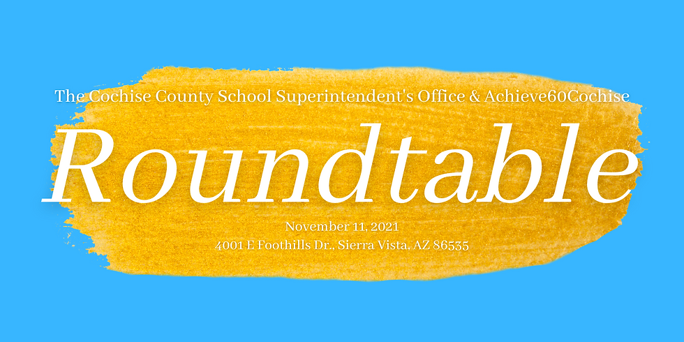 Cochise County School Superintendent's Office & Achieve60Cochise Virtual