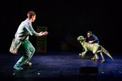Carson Higgins & Brendan Malafronte & Raptor