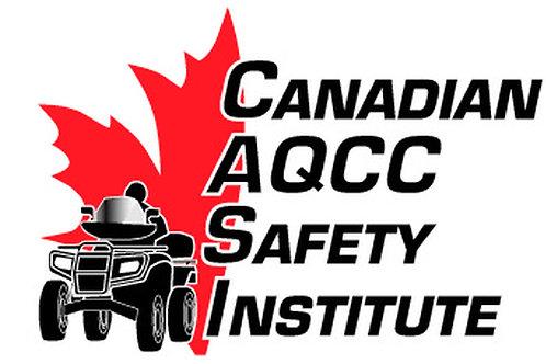 CASiATV Rider Safety Course