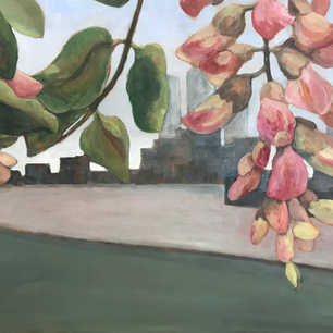Blossom and Limehouse Reach