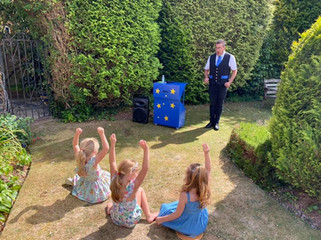 children's magician