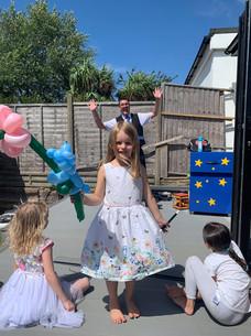 childrens entertainer