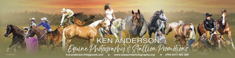 Ken Anderson Equine Photography