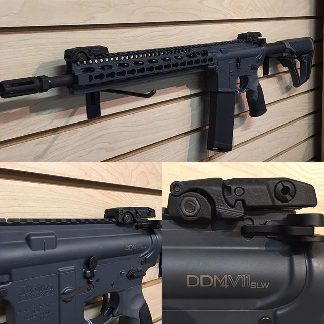 Available In-Store NOW - $1499.  Daniel Defense DDM4V11-SLW. 5