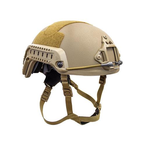 Shellback Tactical Level IIIA Ballistic High Cut SF ACH Helmet