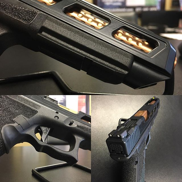 Another one of our custom Glock 34 packages!  #bullitproofarms #GLOCK #glockinc #glock #glockfeed #g