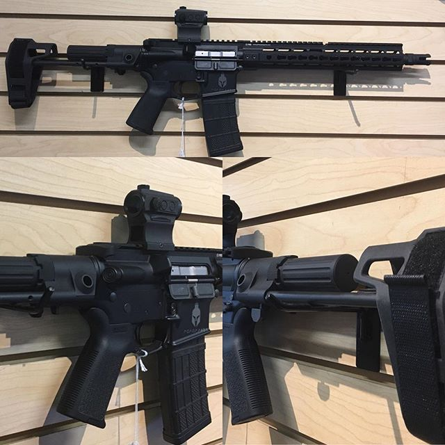 Maxim Defense PDW Brace, JP Enterprises Silent_