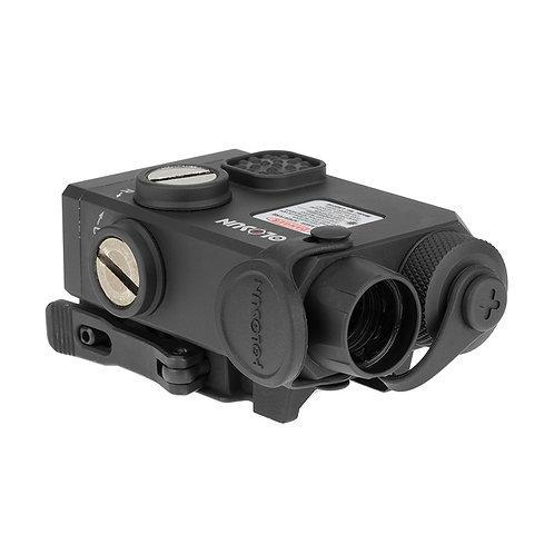 Holosun LS221G  Green and IR Laser Sight w/ QD Mount