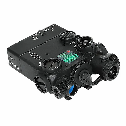 Steiner DBAL-I2, Red Laser - Class IIIa, IR - Class I,  9004 | 9005