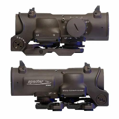 Elcan SpecterDR 1-4x Scope 7.62 NATO FDE DFOV14-T2