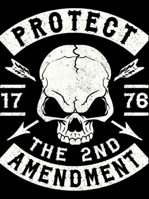 Sticker - Protect the 2nd Amendment