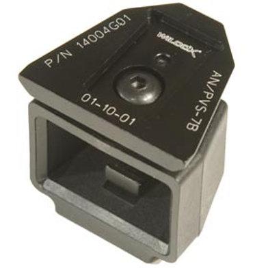 Wilcox Adapter - PVS7B/D - Bayonet to Interface Shoe