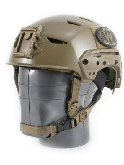 Team Wendy Exfil LTP Polymer Bump Helmet