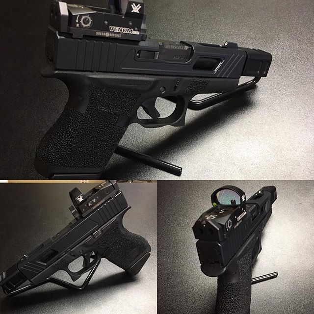 Does your Glock 43 look like this _  Holidays are coming ..